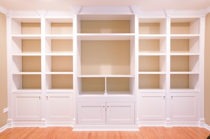 Custom Designed Built-ins, Entertainment Centers and ...